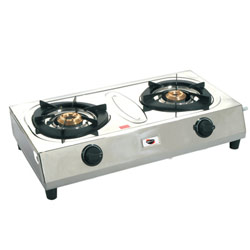 Fabulous Aspa Gas Top with 2 Burners from Nirlep