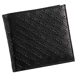 Exclusively designed Black genuine leather wallet for gents