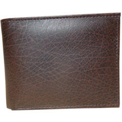 Elegant Brown Gents Wallet from the House of Spice Art