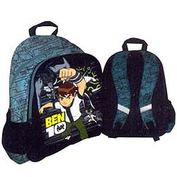 Stylish Boys School Bag from Ben 10