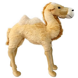 Smashing Standing Camel Soft Toy