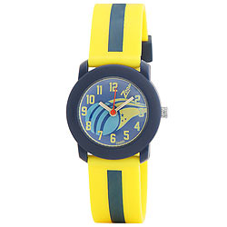 Superb Zoop Yellow/Blue Watch for Kids