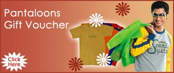 Pantaloon Gifts Voucher
