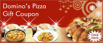Pizza Gift Voucher