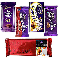 Toothsome Cadbury Chocolates Assortments