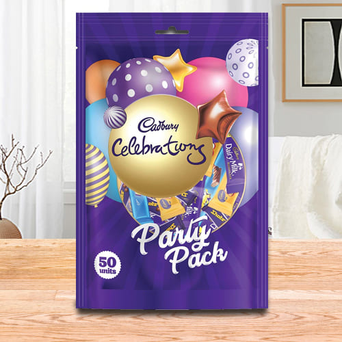 Scrumptious Cadbury Celebrations Party Pack