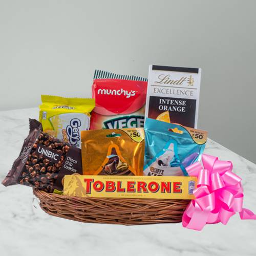 Marvelous Chocolate Gift Basket