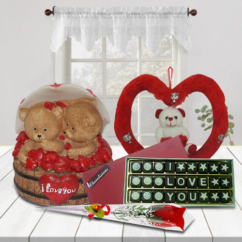Remarkable I Love You Gift Hamper