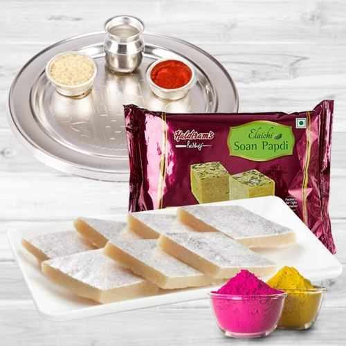 Charming Holi Wishes Gift Hamper