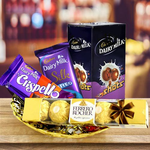Delicious Chocolate Gift Hamper