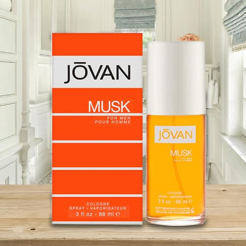 Exclusive Fragrance Magic with Jovan Musk Cologne for Men