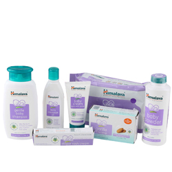 Marvelous Himalaya Baby Care Set