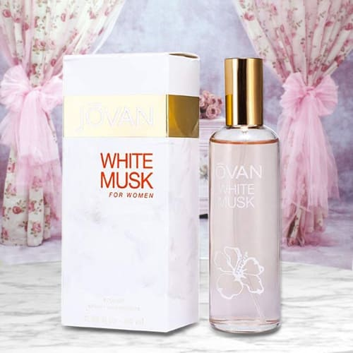 Seductive Jovan White Musk Cologne for Women