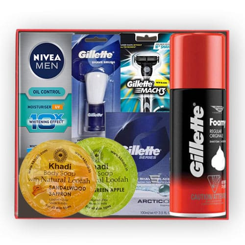 Amazing Grooming Hamper for Mens
