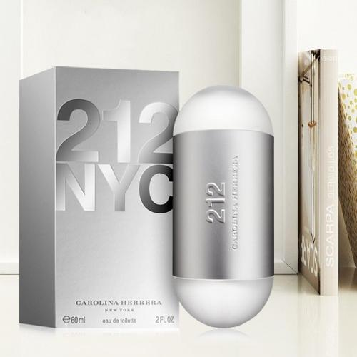 Amazing Gift of Carolina Herrera 212 NYC Eau de Toilette for Women
