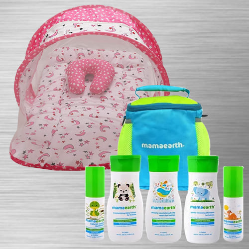 Cute New Born Baby Care Hamper