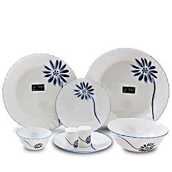 La opala Melody 35 pieces dinner set