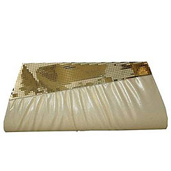 Pleasing Elan Ladies Clutch from Spice Art