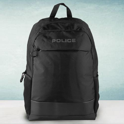 Mesmerizing Mens Black Bag-Pack from Police