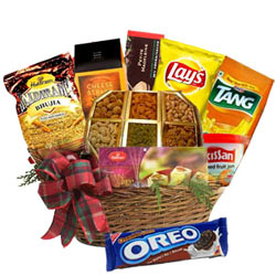 Exclusive Assortments Basket