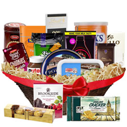 Exclusive Gourmet Gift Basket for Dad