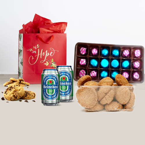 Delightful Christmas Gift Hamper