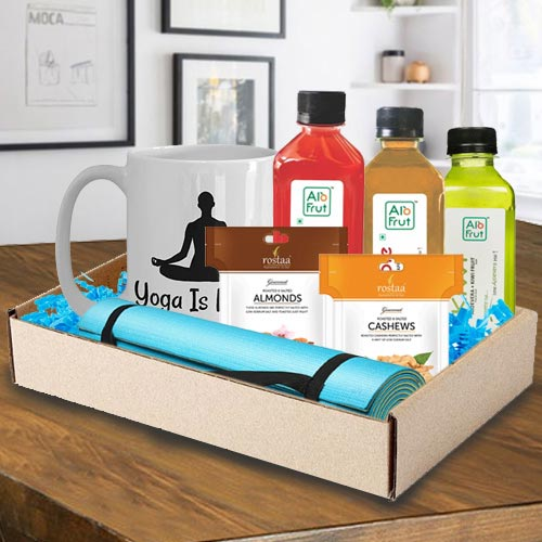Wonderful Healthy Living Gift Hamper