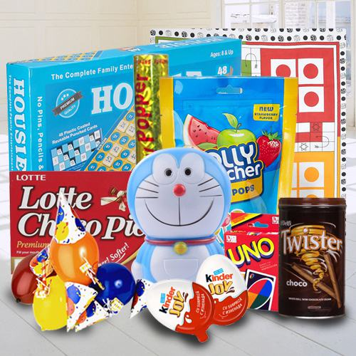 Amazing Birthday Gift Hamper for Kids
