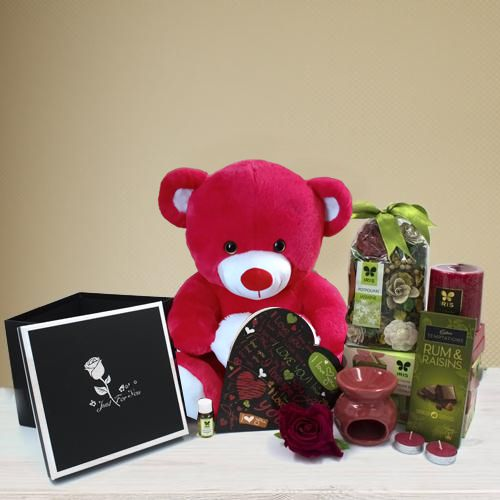 Amazing Romance In The Air Aroma Gift Box