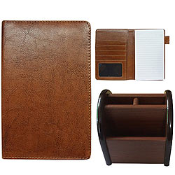 Astonishing Combo of Multipurpose Passport Holder with Pen Stand