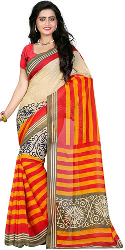 Remarkable Dani Saree