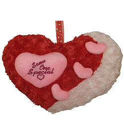 Bonny 'Cute Heart' Cushion<br>