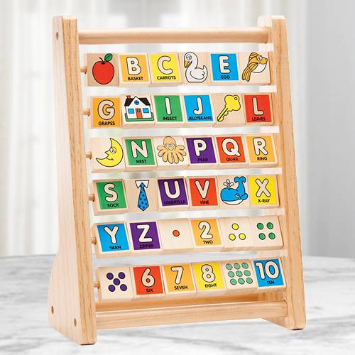 Exclusive Abacus Learning Kit for Kids