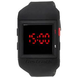 Appealing Titan Fastrack Gents Watch