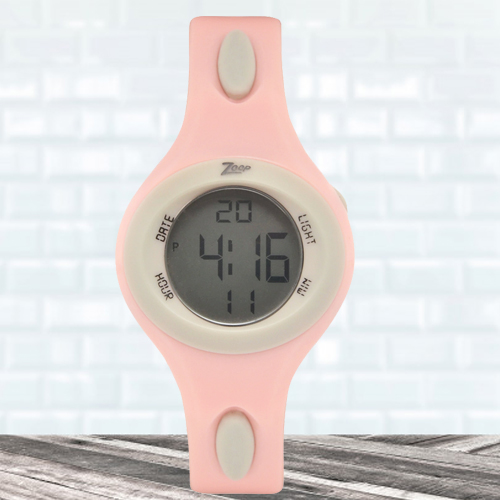 Marvelous Zoop Digital Boys Watch